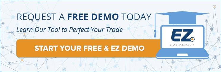 Request a Free EZTrackIt Demo CTA EZTrackIt