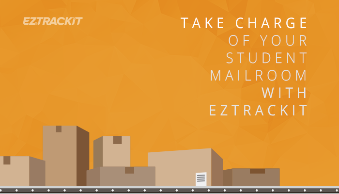 Take Charge of Your Student Mailroom with EZTrackIt